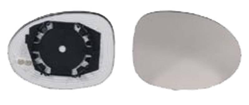 miroir glace r troviseur droit renault twingo i 1998 2007. Black Bedroom Furniture Sets. Home Design Ideas