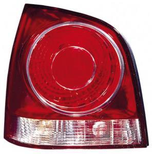 feu arri re gauche vw volkswagen polo iv ph 2 neuf 2005 2009 fond rouge neuf. Black Bedroom Furniture Sets. Home Design Ideas