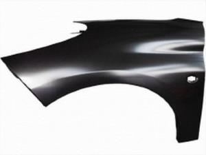 aile avant gauche peugeot 206 plus 206 depuis 2009 neuve peindre. Black Bedroom Furniture Sets. Home Design Ideas
