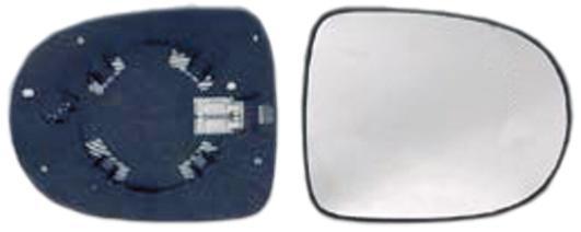 miroir glace r troviseur droit renault clio iii 2009 2012 neuf d givrant phase 2 ext rieur. Black Bedroom Furniture Sets. Home Design Ideas