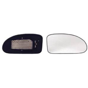 Verre miroir glace r troviseur droit ford focus 1 phase 2 for Miroir ford focus