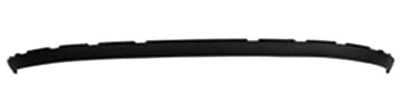 spoiler pare chocs avant renault twingo ii phase 2 2012 2014 neuf bas diffuseur noir. Black Bedroom Furniture Sets. Home Design Ideas