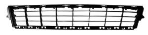 grille de calandre inf rieure renault clio iii 2009 2012 neuve phase 2 pare chocs avant 185. Black Bedroom Furniture Sets. Home Design Ideas