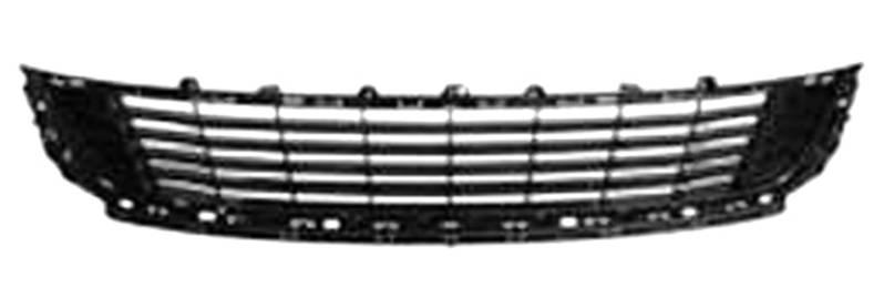 grille de calandre inf rieure renault megane iii 2012 2014 neuve noire pare chocs avant phase 2. Black Bedroom Furniture Sets. Home Design Ideas