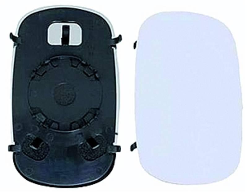2006-2010 gauche ou droit, Miroir Glace rétroviseur pour FIAT DOBLO I phase 2