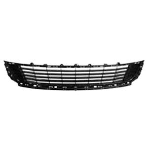 grille de calandre inf rieure renault megane iii 2012 2014. Black Bedroom Furniture Sets. Home Design Ideas