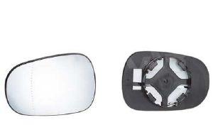 miroir glace r troviseur gauche renault clio ii 2001 2005 neuf phase 2 verre ext rieur d givrant. Black Bedroom Furniture Sets. Home Design Ideas