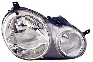 Phare Optique avant droit VOLKSWAGEN POLO IV phase 1, 2001-2005, H7+H1, (type Marelli), Neuf