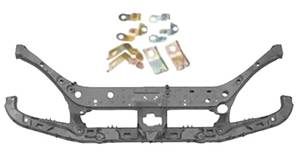 Masque Armature face avant FORD FOCUS I phase 2, 2001-2004, complet, avec kit de fixations, Neuf