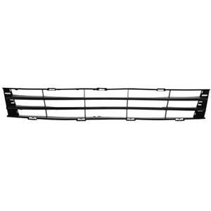 grille de calandre inf rieure citro n xsara picasso 2004 2010 neuve noire pare chocs avant phase 2. Black Bedroom Furniture Sets. Home Design Ideas