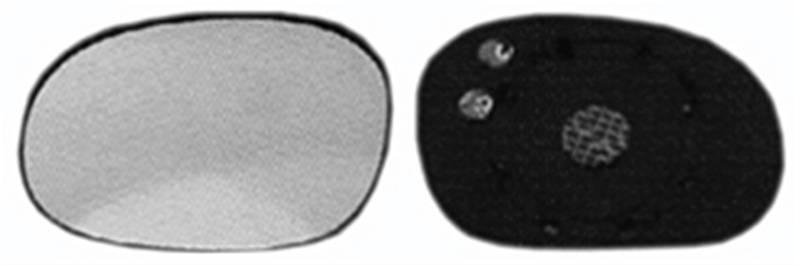 miroir glace r troviseur gauche citro n c3 i 2005 2009 neuf phase 2 verre ext rieur d givrant. Black Bedroom Furniture Sets. Home Design Ideas