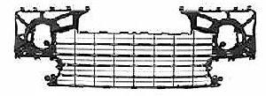 grille de calandre centrale peugeot 307 phase noire 2 de. Black Bedroom Furniture Sets. Home Design Ideas