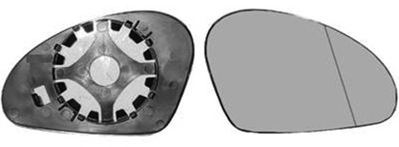 miroir glace r troviseur droit seat ibiza iii 2006 2008 neuf verre ext rieur phase 2. Black Bedroom Furniture Sets. Home Design Ideas