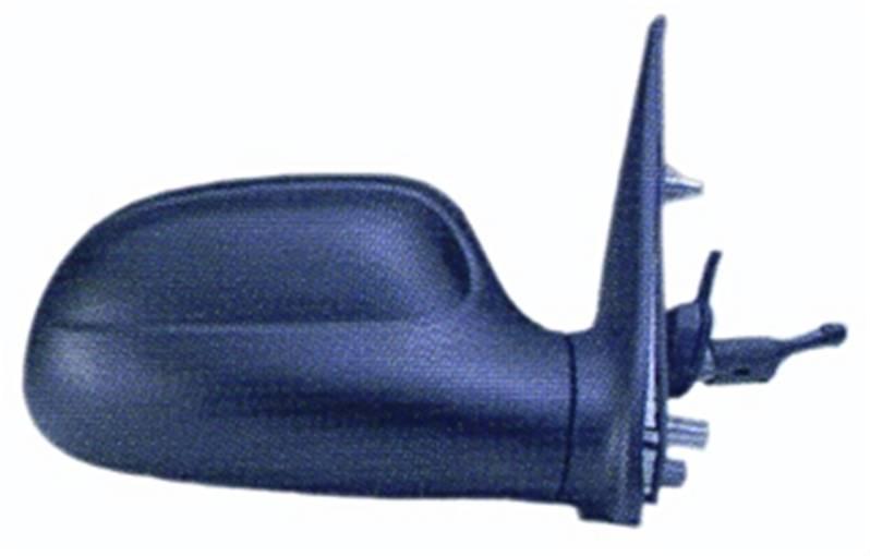 r troviseur noir droit manuel citro n saxo phase 3 1999 2003 ext rieur neuf. Black Bedroom Furniture Sets. Home Design Ideas