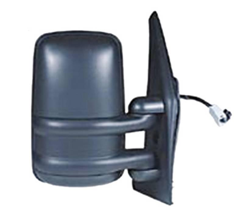 r troviseur droit lectrique renault master ii 1997 2003 neuf phase 1 d givrant noir bras court. Black Bedroom Furniture Sets. Home Design Ideas