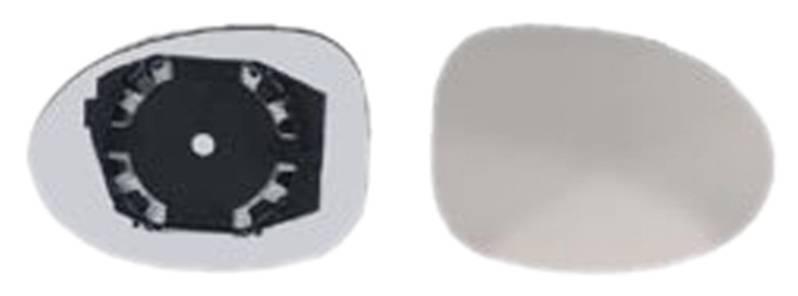 miroir glace r troviseur droit renault twingo i 1993 1998 neuf phase 1 verre ext rieur. Black Bedroom Furniture Sets. Home Design Ideas