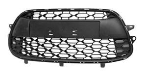 grille calandre centrale citro n c3 ii phase 1 2009 2013 noire neuve pare chocs avant radiateur. Black Bedroom Furniture Sets. Home Design Ideas
