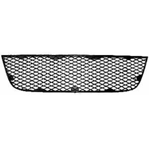 grille de calandre inf rieure fiat doblo i phase 2 2006 2010 neuve noire pare chocs avant centrale. Black Bedroom Furniture Sets. Home Design Ideas
