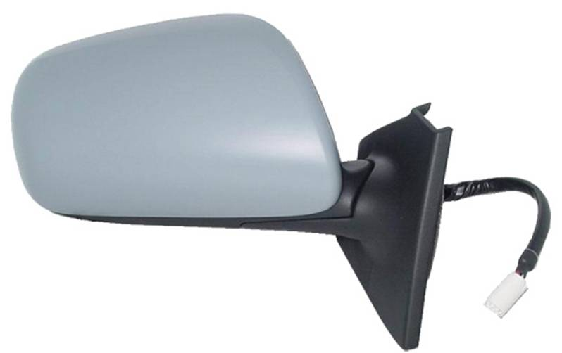 r troviseur droit lectrique toyota yaris ii phase 1 2005 2009 neuf ext rieur complet peindre. Black Bedroom Furniture Sets. Home Design Ideas