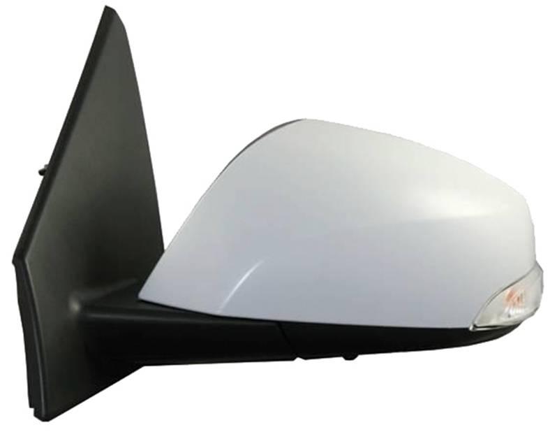 Retroviseur Gauche Pour Renault Megane Iii Phase 1 2008 2012 Rabattable Electriquement Clignotant